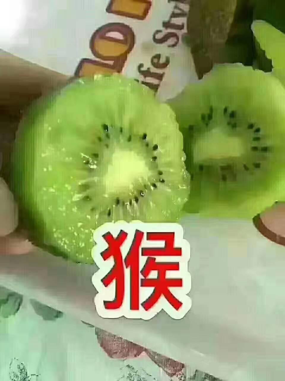 秦美猕猴桃5斤包邮